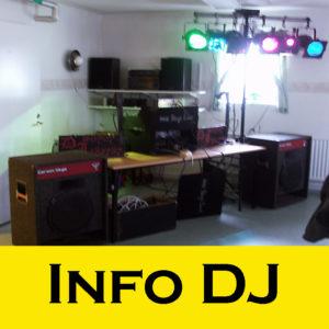 info dj