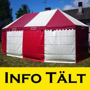 info tält